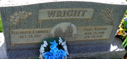 Earl Nathan Wright