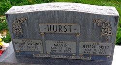 Jeffery Britt Hurst