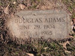 Clarence Douglas Adams, Sr