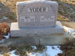 Benjamin Yoder