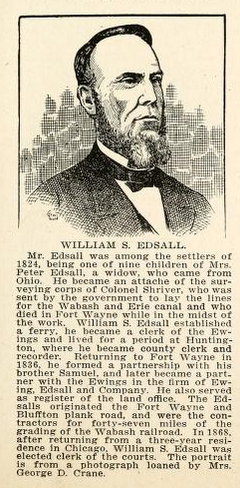 William S. Edsall