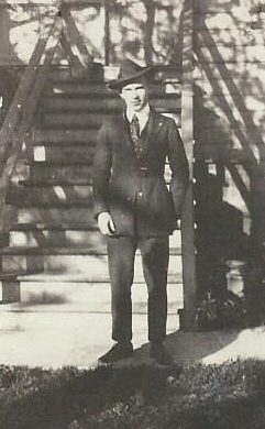 CPO Russell Clifton Brown