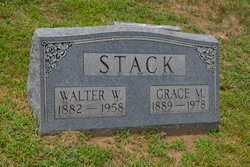 Grace May <I>Charles</I> Stack