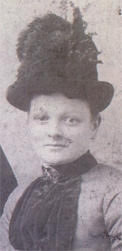 Jane Rose <I>Hoar (Wilkinson)</I> Bartholomew