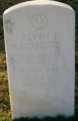 Alvin R Roberts