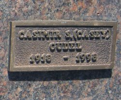 Casimir S. <I>Casey</I> Gudel