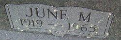 June M. Kessler