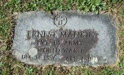 Ernest Mankin