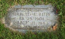 Herbert Henry Riffe