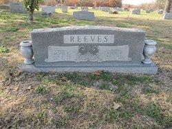 Alvie Earl Reeves