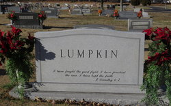 Charles Albert Lumpkin