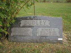 Minnie Frances <I>Nuckols</I> Dudley