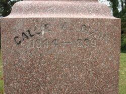 calinder a callie holland dixon 1844 1899 find a grave memorial