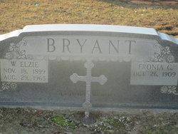 """Saphronia """"Fronia"""" <I>Crain</I> Bryant"""