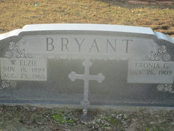 William Elzie Bryant