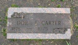 Dora F. Carter