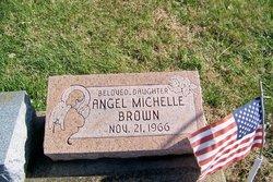 Angel <I>Michell</I> Brown