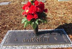 Mary Alberta <I>Clay</I> Barnett