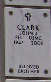 John A. Clark