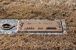 Betty Ree <I>Sharp</I> Stark