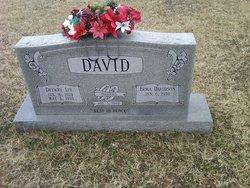 Drewry Lee David