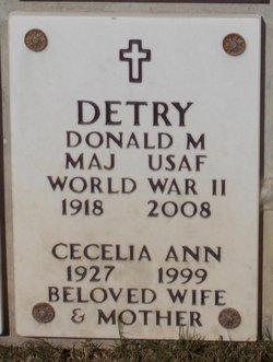 Cecelia Ann Detry