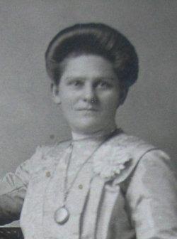 Bessie May <I>Welder</I> Hall