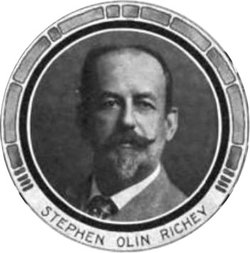 Dr Stephen Olin Richey