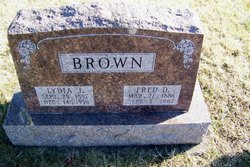Fred D. Brown
