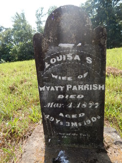 Louisa S Parrish