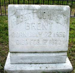 Robert Johnson Brent
