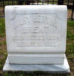 Mary Bertha Brent