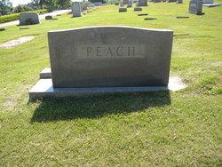 Lena <I>Callahan</I> Peach