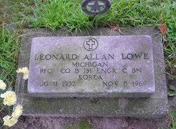 Leonard Allan Lowe