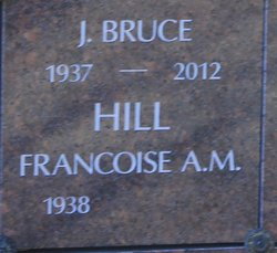 "CDR Joseph Anthony ""Bruce"" Hill"
