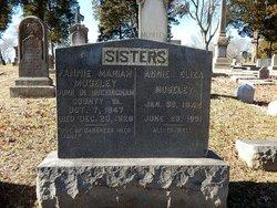 Annie Eliza Moseley