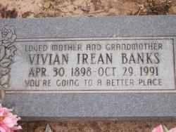 Vivian Irean <I>Banks</I> Wilkins
