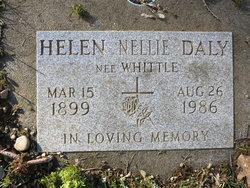"Helen ""Nellie"" <I>Whittle</I> Daly"