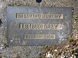 "Irvin Burton ""Bud"" Daly"