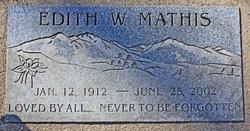 Edith W. Mathis