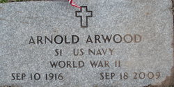 Arnold Arwood