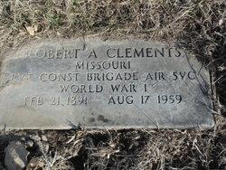 Robert Arthur Clements (1891-1959) - Find A Grave Memorial