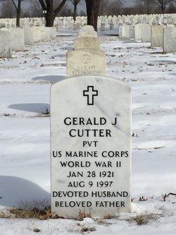 Gerald James Cutter, Sr