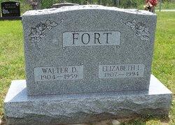 Elizabeth <I>Murphy</I> Fort