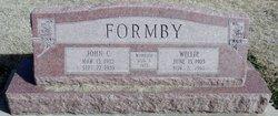 John Christopher Formby