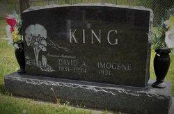 David A King
