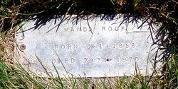 Wanda <I>Whitehorse</I> Rock