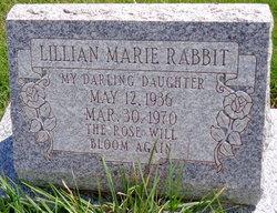 Lillian Marie Rabbit