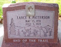 Lance K Patterson