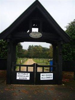 West Moors Cemetery